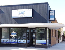 GBT's Ellis, Kansas office