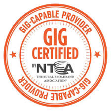 GBT Named Certified Gig-Capable Provider by NTCA