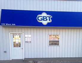GBT's Larned, Kansas office